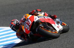 Marquez, Spanish MotoGP 2014