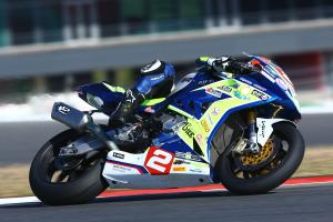 Tamburini denies Russo debut pole by 0.01s