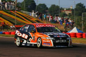 Rick Kelly (Aust) HSV CommodoreRd 5 V8 SupercarsHidden ValleyNorthern Territory2nd july 2006