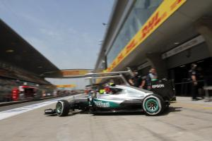 Chinese Grand Prix - Starting grid