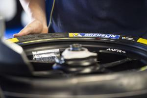 Michelin tyres, Spanish MotoGP 2017