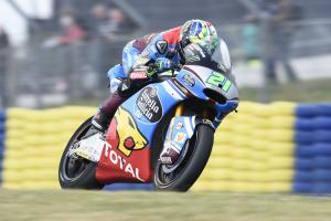Moto2: Morbidelli keeps Bagnaia at bay for victory