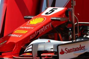 24.05.2017 - Scuderia Ferrari SF70H, detail