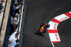 Max Verstappen (NLD) Red Bull Racing RB13. 27.05.2017.