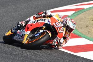 Catalunya MotoGP test times - Monday (Final)