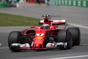 10.06.2017- Qualifying, Kimi Raikkonen (FIN) Scuderia Ferrari SF70H