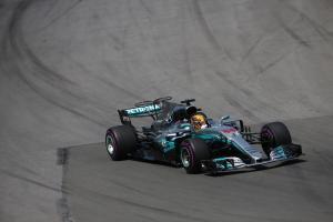 11.06.2017- Race, Lewis Hamilton (GBR) Mercedes AMG F1 W08