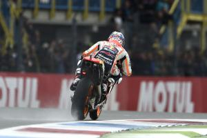 Pedrosa 'completely out of tyre range'