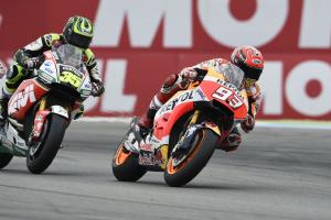 Crutchlow talks Marquez talent