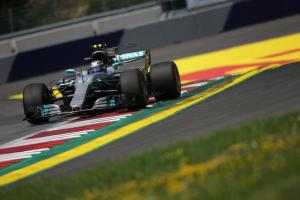 07.07.2017- Free Practice 1, Valtteri Bottas (FIN) Mercedes AMG F1 W08