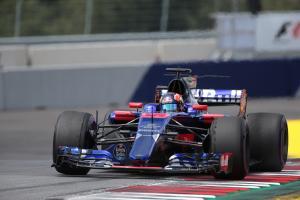 08.07.2017- Free practice 3, Daniil Kvyat (RUS) Scuderia Toro Rosso STR12