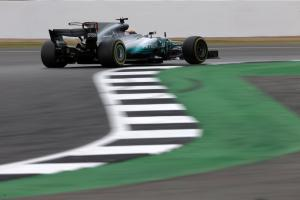 14.07.2017 - Free Practice 1, Lewis Hamilton (GBR) Mercedes AMG F1 W08