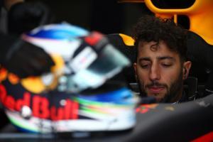 14.07.2017 - Free Practice 2, Daniel Ricciardo (AUS) Red Bull Racing RB13