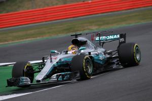 British Grand Prix - Free practice results (3)