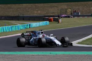 Super sub di Resta impresses for Williams