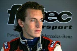 Yelmer Buurman (NL), Fortec Dallara Mercedes