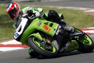 Pere Riba, MSS Discovery Racing Kawasaki ZX6RR