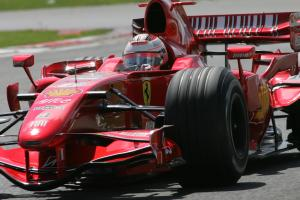 Kimi Raikkonen (FIN), Scuderia Ferrari, F2007