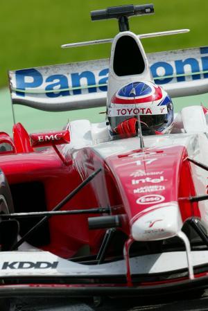 Olivier Panis - Toyota TF104B