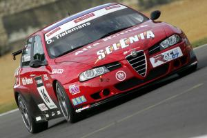 Olivier Tielmans (NED) - N.technology Alfa Romeo 156