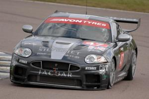 Neil Cunnigham/Chris Ryan - Apex Motorsport Jaguar XKR