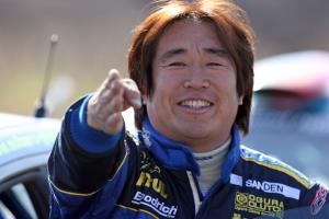 Toshihiro Arai (JPN), Subaru Impreza [Production WRC]. Rally Japan. 26-28th October 2007.
