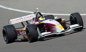 Bruno Junqueira, Newman Haas Lola Ford, Las Vegas 2004