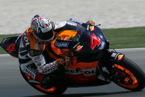 Barros, Qatar MotoGP 2004