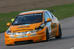Tom Chilton (GBR) - Team Halfords Dynamics Honda Civic