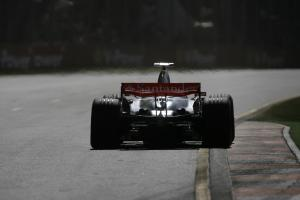 Heikki Kovalainen (FIN) McLaren MP4-23, Australian F1 Grand Prix, Albert Park, Melbourne, 14-16th, M