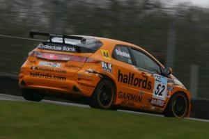Gordon Shedden (GBR) - Team Halfords Dynamics Honda Civic