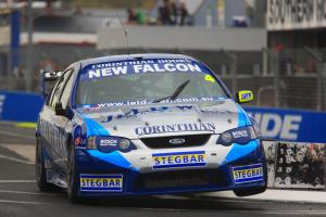 James Courtney (aust) Jeld-Wen Motorsport Ford V8 SupercarsRd3 Hamilton 400NZ