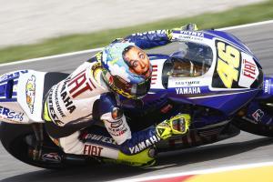 Rossi, Italian Moto GP 2008