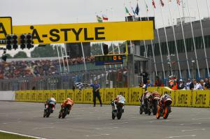 Talmacsi, Dutch 125GP 2008