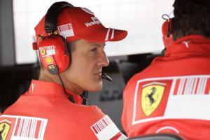 Michael Schumacher (GER), German F1 Grand Prix, Hockenheim, 18th-20th, July, 2008