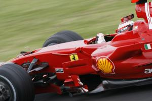 Kimi Raikkonen (FIN) Ferrari F2008, Hungarian F1, Hungaroring, 1st-3rd, August, 2008