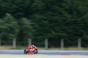 Stoner, Czech MotoGP 2008