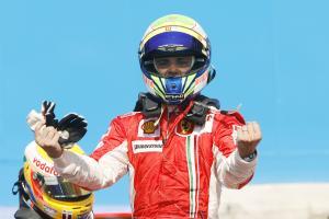 Felipe Massa (BRA) Ferrari F2008, Valencia F1 Grand Prix, 22nd-24th, August 2008