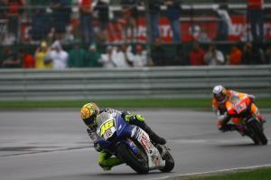 Rossi, Indianapolis MotoGP 2008