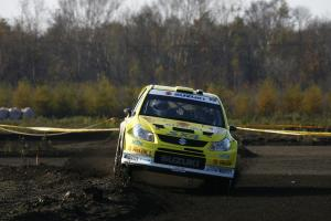 Per-Gunnar Andersson (S) Jonas Andersson (S) Suzuki SX4 WRC