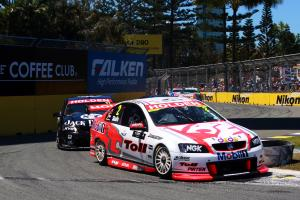 Mark Skaife, (aust) Toll HRT Commodore