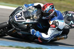 Muggeridge, Dutch WSBK 2009