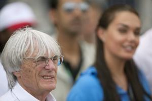Bernie & Tamara Ecclestone (GBR), Bahrain F1 Grand Prix, Sakhir, Bahrain, 24-26th, April, 2009