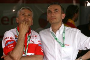 Tardozzi, Claudio Domenicali, Monza WSBK 2009