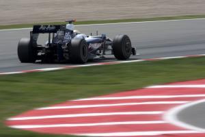 Nico Rosberg (GER) Williams FW31, Spanish F1 Grand Prix, Catalunya, 8th-10th, May, 2009