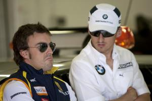 Alonso explains why he calls Kubica 'the best'