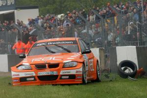 Stephen Jelley (GBR) - Team RAC BMW 320si E90