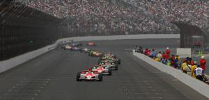 Indy Racing League. Indianapolis 500. 24 May 2009. Indianapolis Speedway. Indianapolis, Indiana. Rac