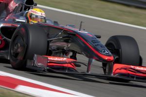 Lewis Hamilton (GBR) McLaren MP4-24, Turkish F1, Istanbul Park, 5th-7th June, 2009
