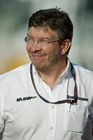 Ross Brawn (GBR) Team Principal, Brawn GP, Turkish F1, Istanbul Park, 5th-7th June, 2009